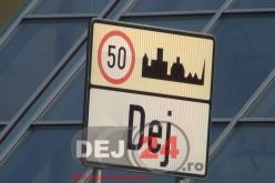 Lucrări de înlocuire a rosturilor de dilatație la podurile de pe strada Libertății din Dej