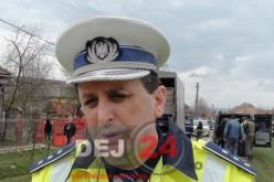 PREMIERĂ – Schimbare IMPORTANTĂ în Poliția Dej. Cel mai vechi polițist spune ADIO meseriei!