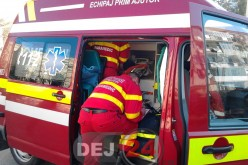 Trei persoane rănite în urma unui accident rutier produs în Beclean