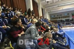VOLEI. Unirea Dej – Banatul Caransebeș, mâine, în Sala Sporturilor din Dej