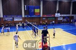 VOLEI: Primul antrenament al CS Unirea Dej din noul sezon competițional