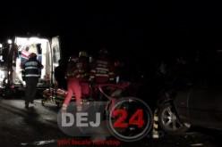 Autocar plin cu muncitori, implicat în accident la Răscruci