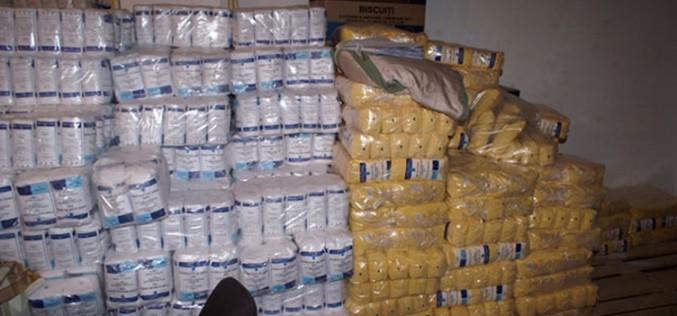Primăria Dej demarează procesul de distribuire a alimentelor de la UE
