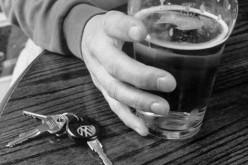 Bărbat din Dej, prins băut la volan