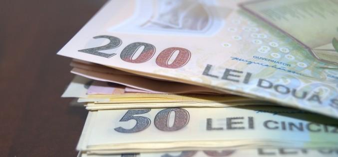 Câștigul salarial mediu net a crescut la 2.094 lei. Care este domeniul unde se câștigă cei mai mulți bani