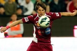 Fotbalistul dejean Ciprian Deac a revenit cu GOL la CFR Cluj