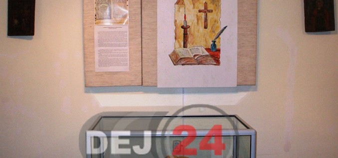 Cazania lui Varlaan, expusă la Muzeul Municipal Dej – FOTO
