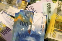 Nou maxim pentru francul elveţian: 4,47 lei