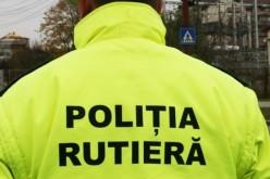 Minor prins conducând prin Ciceu Giurgești fără a avea permis