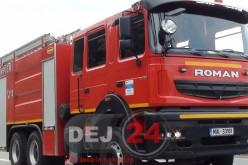 Bărbat din Reteag, victima unei distrugeri prin incendiere