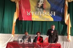 Unirea Principatelor Române, marcată la Dej – FOTO