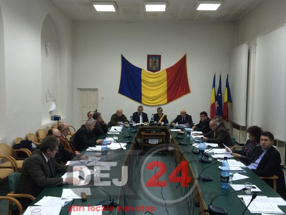 Consiliul Local Dej sedinta (7)