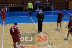 Generația de Aur a României a jucat un meci caritabil, la Dej – FOTO/VIDEO