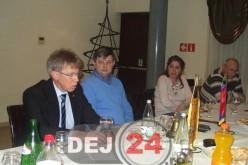 Oaspete important prezent la reunirea săptămânală a Rotary Club Dej – FOTO