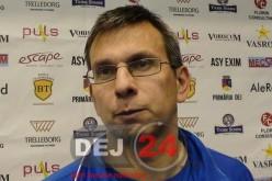 """Victor Lazăr, după meciul cu Banatul: """"Noi ne-am dorit această victorie cu 3-0"""" – VIDEO"""