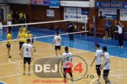 VOLEI | CS Unirea Dej întâlnește mâine, pe teren propriu, formația CS Volei Caransebeș