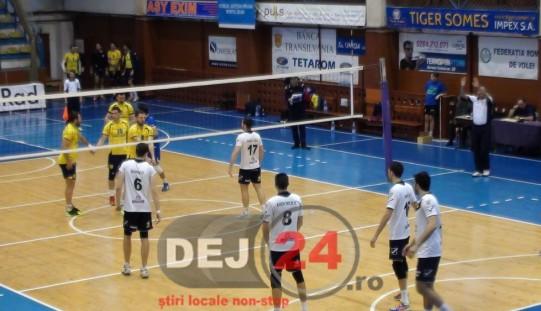 VOLEI | Reîncepe Divizia A1! CS Unirea Dej întâlnește mâine, în deplasare, AS Volei Club Caransebeș