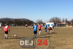 FOTBAL AMICAL. Unirea Dej – FC Zalău 0-1 – GALERIE FOTO