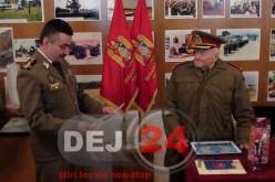 Veteranul de război Vasile Roman, sărbătorit la împlinirea a 102 ani – FOTO/VIDEO