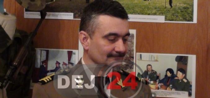 Colonel ing. Viorel Bolunduț, comandantul Garnizoanei Dej, a fost trecut în REZERVĂ