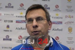 """EXCLUSIV. Victor Lazăr, după Unirea-Tomis 2-3: """"Mă mulțumește acest punct"""" – VIDEO"""