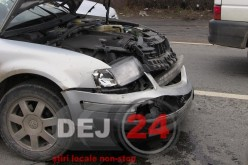 Bărbatul din Dej care a provocat un accident de circulație în Cluj-Napoca, reținut de polițiști