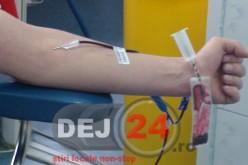 Au donat sânge pentru a salva vieți, la Policlinica Dej