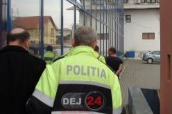 Hoț din Fizeșu Gherlii, reținut de polițiști după ce ar fi furat borseta unui bistrițean