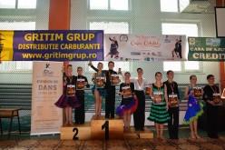 Rezultate deosebite în acest weekend pentru clubul de dans sportiv Latino Angels Dej – FOTO