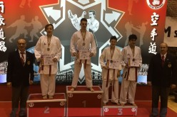Budokan Ryu, medalie de bronz la o competiţie internaţională – FOTO