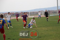 FOTBAL. CSS Sânmartin – FC Unirea Dej 4-1 – FOTO