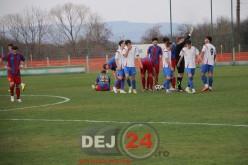 FC Unirea Dej, UMILITĂ de Viitorul Ulmeni în Cupa României. Dejenii au încasat 8 goluri!