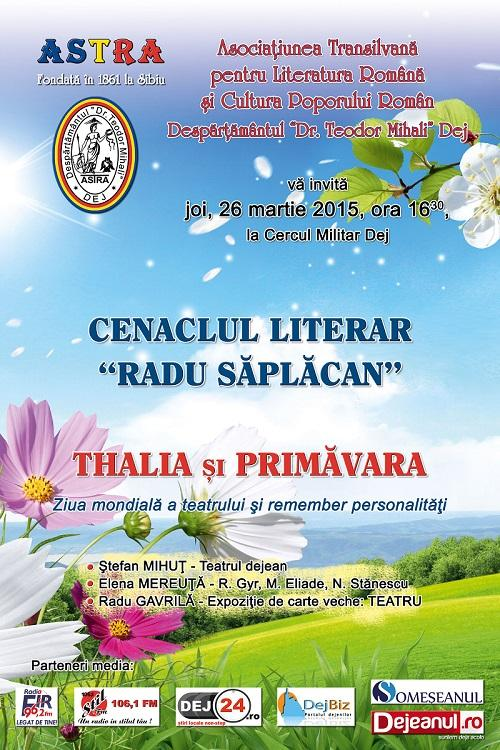 Cenaclul literar - THALIA