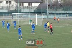 FC Unirea Dej – Unirea Jucu se joacă mâine de la ora 17, la Dej