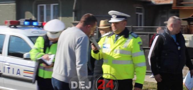 Dosar penal pentru un tânăr din Coldău care a condus un autoturism sub influenţa alcoolului