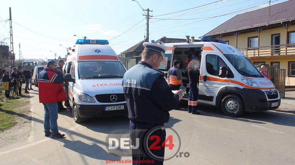 accident Gherla angajati ADP taxi (5)
