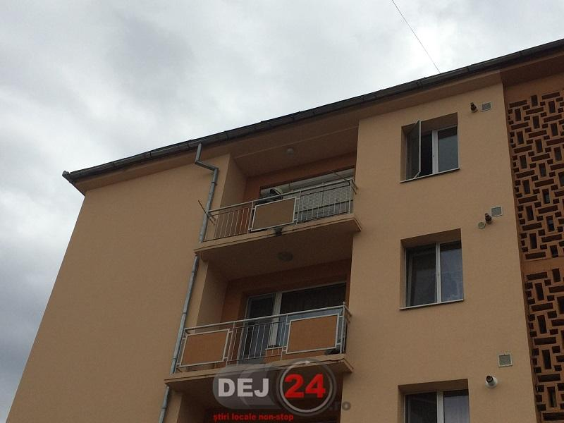 blocat in casa Dej (2)