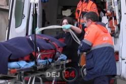 Bărbat aflat în stare critică după ce a căzut de la peste 10 metri înălțime – FOTO