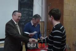"""Concursul de Chimie """"Gheorghe Spacu"""" și-a desemnat câștigătorii, la CNAM Dej – FOTO"""