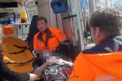 """Inspectoratul Școlar Județean Cluj: """"Copilul s-a împiedicat și a căzut"""" – VIDEO"""