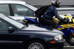 Campanie – Motocicliștii există în trafic!