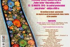 """Dejeni pe scena festivalului Școlii Populare de Arte """"Tudor Jarda"""""""