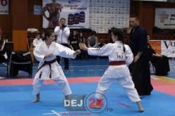 DEJ. Finala Campionatului Național de Karate Kogaion pentru copii – FOTO/VIDEO