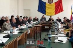 Joi va avea loc o ședință ordinară a Consiliului Local Dej