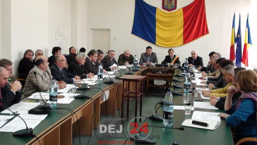 sedinta Consiliul Local Dej martie (5)