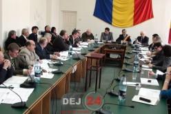 Consilierii locali din Dej se întrunesc într-o ședință ordinară pe luna aprilie