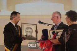 Profesorul Lucian Iosip, sărbătorit la Centrul Cultural Arta din Dej – FOTO/VIDEO
