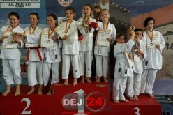 Budokan Ryu se întoarce cu rezultate excelente de la Cupa Dojokan din Deva – FOTO