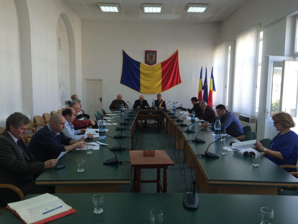 Consiliul Local Dej sedinta de indata