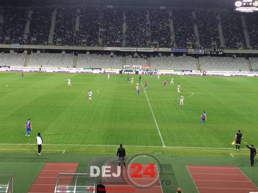 U Cluj - Steaua Bucuresti (2)